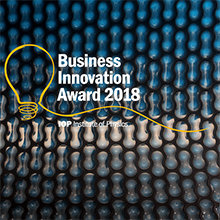 Plastipack wins Institue of Physics Business Innovation Award